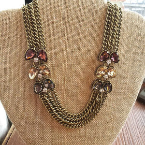 Chloe and Isabel Chain Statement Necklace